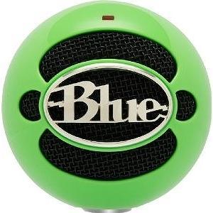 Blue ブルー SnowBall  スノーボール Neon Green   ネオン グリーン|直輸入品|audio-mania