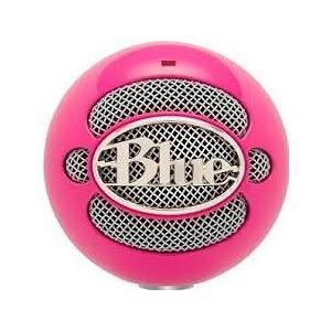 Blue SnowBall Hot Pink ブルー スノーボール ホットピンク|直輸入品|audio-mania