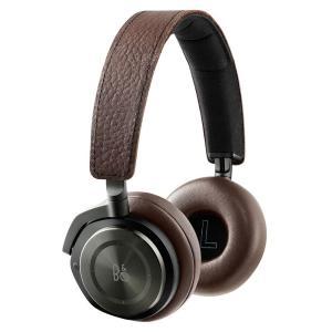 【工場再生品】B&O PLAY  Bang & Olufsen バング&オルフセン ヘッドホン Bluetooth ノイズキャンセリング ワイヤレス H8  Gray Hazel │ 直輸入品|audio-mania