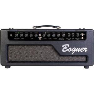Bogner Alchemist Series Tube Guitar Amp Head Black ボグナー ギター アンプ ヘッド アルケミスト|audio-mania