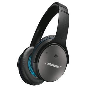 Bose ボーズ ノイズキャンセリング 有線 高音質 ヘッドホン QuietComfort 25 Black QC25 Apple製品対応モデル │直輸入品|audio-mania
