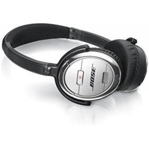 Bose ボーズ ノイズキャンセリング 有線 高音質 ヘッドホン QuietComfort 3 QC3|直輸入品|audio-mania