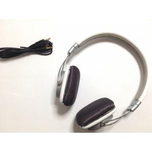 【工場再生品】Bowers&Wilkins ヘッドホン 有線 高音質 マイク付き ヘッドフォン P3 (White) 直輸入品 audio-mania