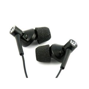 BRAINWAVZ イヤホン マイク 高音質 Beta Headset with Remote|audio-mania