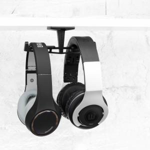 BRAINWAVZ TRUSS ブラック デュアル ヘッドホンハンガー audio-mania 04