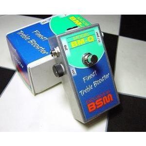 BSM エフェクター BM-Q Treble Booster BMQ BM|直輸入品|audio-mania