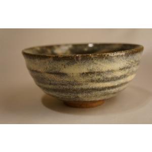 ご飯茶碗 陶磁器 上野焼 天目 Handmade Japanese Ceramic Bowl Tenmoku|audio-mania