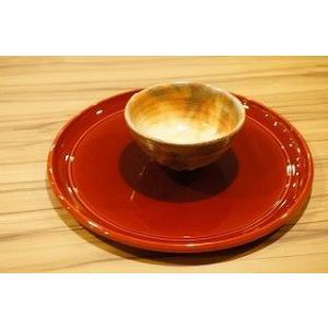 藁刷毛目 天目 小鉢 (飯茶碗) 陶磁器 上野焼 天神窯 Agano-yaki Tenjingama Ceramic Rice Container|audio-mania
