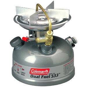 Coleman コールマン Sports Star II Dual Fuel 533 ストーブ|直輸入品|audio-mania