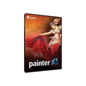 Corel コーレル Painter ペインター X3 Windows/Mac Educaion 直輸入品 audio-mania