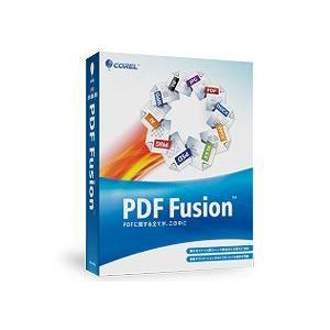 Corel コーレル PDF Fusion Educaion PDF PDF作成 編集 変換ソフトウェア アカデミック版 直輸入品 audio-mania