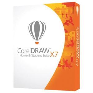 Corel コーレル CorelDRAW Graphics Home & Student Suite X7 ソフトウェア 直輸入品 audio-mania
