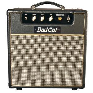 バッドキャット ギター アンプ Bad Cat アンプ Cougar 5 5W Class A Tube Guitar Combo Amp|audio-mania
