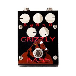 Creation Audio Labs エフェクター Grizzly Bass Pedal グリズリー|直輸入品|audio-mania