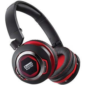 Creative クリエイティブ ヘッドホン ヘッドセット Bluetooth ワイヤレス マイク Sound Blaster EVO Wireless │直輸入品|audio-mania