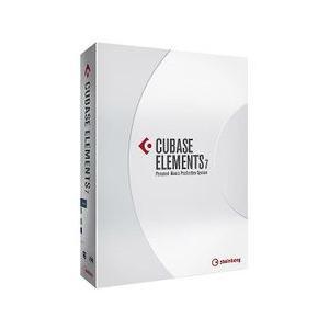 YAMAHA ヤマハ Steinberg Cubase Elements 7 通常版 スタインバーグ キューベース|直輸入品/日本語対応|新品|audio-mania