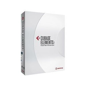 YAMAHA ヤマハ Steinberg Cubase Elements 7スタインバーグ キューベース|直輸入品/日本語対応|アカデミック版|新品|audio-mania