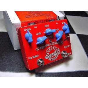Cusack エフェクター Tap-A-Whirl キューザック タップ A ウィール ギター トレモロ|直輸入品|audio-mania