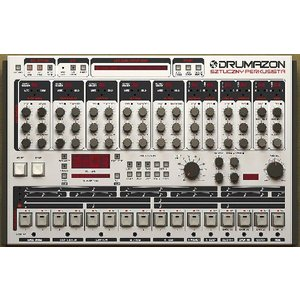D16 Group DRUMAZON ドラマゾン TR-909 VIRTUAL DRUM MACHINE ローランド ドラムマシン音源|直輸入品|audio-mania
