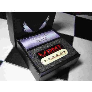 Dean ディーン ピックアップ Baker Act Bridge F Spaced Black/Cream ブリッジポジション ハムバッカー|audio-mania