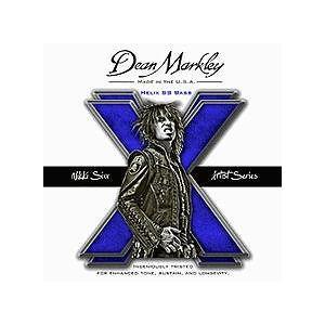 Dean Markley 4-Stg Nikki Six Signature modelベース弦|直輸入品|メール便発送|代金引換不可商品|新品|audio-mania
