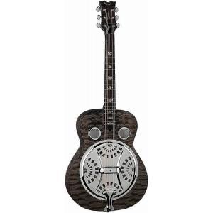 リゾネーター ギター Dean Quilt Black Spider ディーン リゾネーター ギター ドブロ|直輸入品|audio-mania
