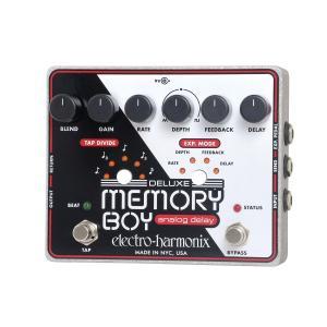 Electro Harmonix エフェクター エレハモ Deluxe Memory Boy|直輸入...