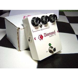 Diamond Guitar Pedals エフェクター Boost-EQ ダイアモンド ブーストEQ|直輸入品|ブースター|イコライザー|ギター|audio-mania