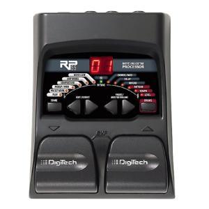 Digitech デジテック RP55 ギター プロセッサー プリアンプ マルチ エフェクターRP-55|直輸入品|audio-mania