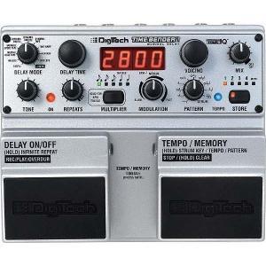 Digitech エフェクター Time Bender ギター エフェクター 直輸入品 audio-mania