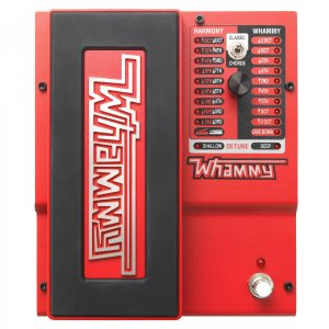 [直輸入品] Whammy第5世代  Whammy DTからDrop TuneとMomentaryス...