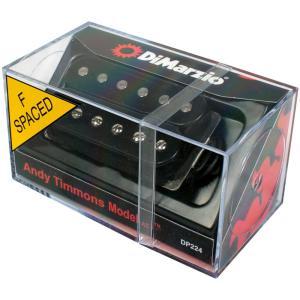 ディマジオ ピックアップ DiMarzio Andy Timmons AT-1 F-Spaced Black DP224F ギター DP-224F|audio-mania