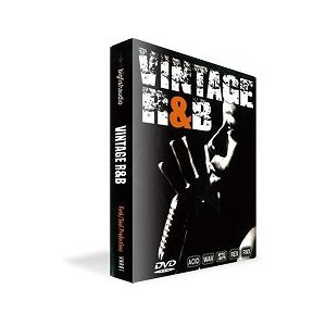 Big Fish Audio ビッグフィッシュオーディオ VINTAGE R&B R&B音源|直輸入品|代引不可|サンプリング音源|ダウンロード版|audio-mania