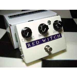 Red Witch エフェクター Deluxe Moon Phaser レッドウィッチ デラックス ムーン フェイザー ギター エフェクター DX|audio-mania