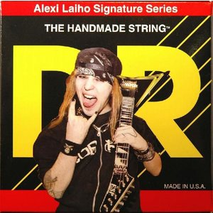 Dr Strings Alexi Laiho DR-AL10 Medium ギター弦|直輸入品|メール便発送|代金引換不可商品|新品|アレキシライホ|audio-mania