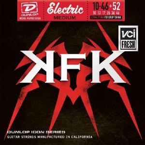 Jim Dunlop Kerry King Icon KKN ギター弦 10-46+52|直輸入品|メール便発送|代金引換不可商品|新品|ケリーキング|audio-mania