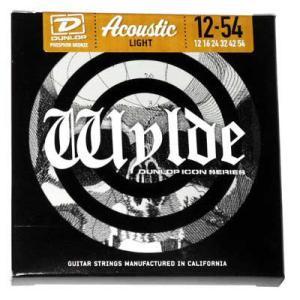 Jim Dunlop Zakk Wylde Acoustic ZWP 12-54 ギター弦|直輸入品|メール便発送|代金引換不可商品|新品|audio-mania
