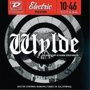 Jim Dunlop Zakk Wylde Icon ZWN 10-46 ギター弦|直輸入品|メール便発送|代金引換不可商品|新品|ザックワイルド|audio-mania