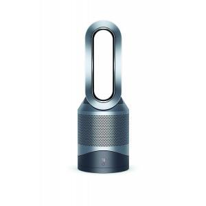 【工場再生品】Dyson Pure Hot+cool HP01 ダイソン 空気清浄機能付きホットアンドクール ファンヒーター アイアンシルバー|直輸入品|audio-mania
