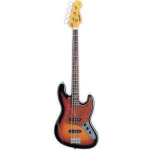 EDWARDS E-JB-100R/LT 3 Tone Sunburst エドワーズ Jazz Bass ジャズベース ジャズベ タイプ audio-mania