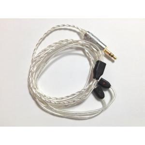 Effect Audio Studio Rhea ストレート型プラグ リケーブル 交換ケーブル Ultimate Ears UE10 PRO|audio-mania