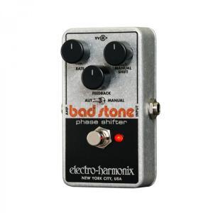 EHX Electro Harmonix エフェクター Bad Stone フェーズ シフター|直輸入品|エレクトロ・ハーモニクス|エレハモ|audio-mania