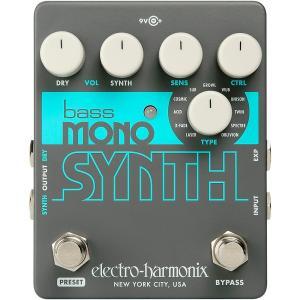 Electro Harmonix エフェクター Bass Mono Synth ベースシンセ|直輸入品|audio-mania