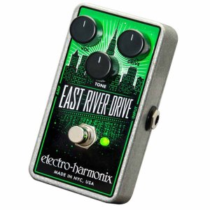 EHX Electro Harmonix エフェクター East River Drive オーバードライブ|直輸入品|audio-mania