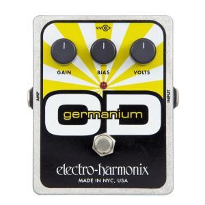Electro Harmonix ファズ エフェクター Germanium Overdrive 直輸入品 audio-mania