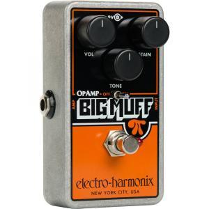EHX Electro Harmonix エフェクター OP-AMP Big Muff ビッグマフ ディストーション サスティナー 直輸入品 audio-mania