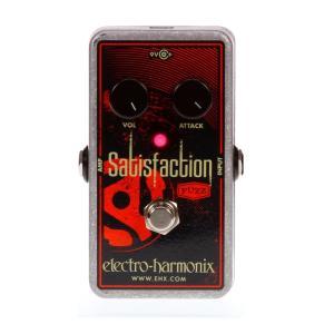 EHX Electro Harmonix エフェクター Satisfaction 直輸入品 audio-mania