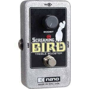 Electro-Harmonix Screaming Bird トレブルブースター 直輸入品 audio-mania