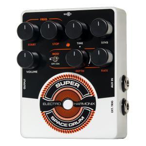 Electro-Harmonix Super Space Drum アナログ・ドラムシンセサイザー|直輸入品|audio-mania