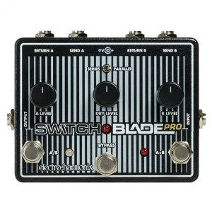 EHX Electro Harmonix エフェクター Switchblade Pro スイッチャー 直輸入品 audio-mania